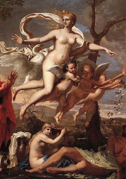 File:Nicolas Poussin - Venus Presenting Arms to Aeneas (detail) - WGA18309.jpg