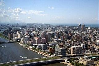 Niigata (city) Designated city in Chūbu, Japan