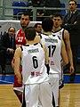Nikola Dragović, Artyom Yakovenko, Andrei Ivanov.JPG