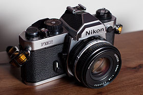 Image illustrative de l'article Nikon FM2
