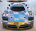 Nissan R390 GT1 (1998) front 2012 Nissan Global Headquarters Gallery.jpg