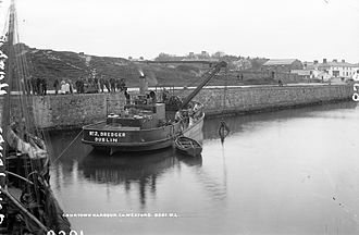 Courtown - The main attraction during historical times was Courtown Harbour