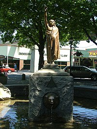 Chief Seattle (sculpture)