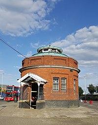North Entrance To Woolwich Pedestrian Tunnel.jpg