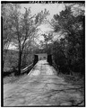North approach - Gordon County Road 220 Bridge, Spanning Pine Log Creek on County Road 220, Fairmount, Gordon County, GA HAER GA,65-FAIR.V,1-4.tif