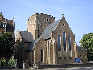 Northampton Cathedral Church in Northamptonshire, England