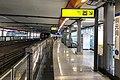 Northbound platform of Tongyuanju Station (20191224143848).jpg