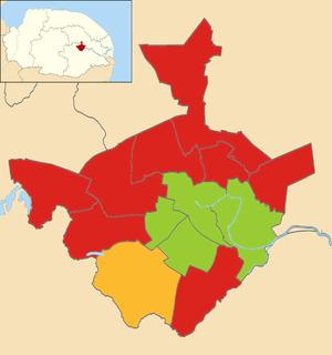 2015 Norwich City Council election