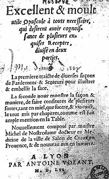 michael nostradamus Michel de nostredame, better known as nostradamus, was born in st rémy,  provence into a well-educated jewish family, who had acquired their property in .