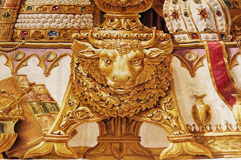 Fichier:Notre-Dame de Paris - Tapis monumental du chœur - 001.jpg