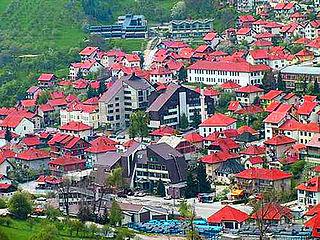 Nova Varoš Town and municipality in Šumadija and Western Serbia, Serbia