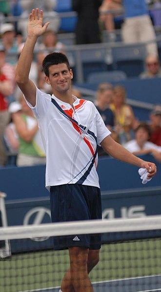 Djokovic–Nadal rivalry - Novak Djokovic 2007