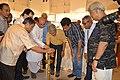 Nrisingha Prasad Bhaduri Lighting Inaugural Lamp - Group Exhibition - PAD - Kolkata 2016-07-29 5364.JPG