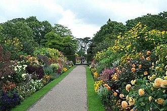 Nymans - Image: Nymans Gardens. geograph.org.uk 428649