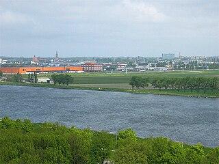 Beverwijk Municipality in North Holland, Netherlands
