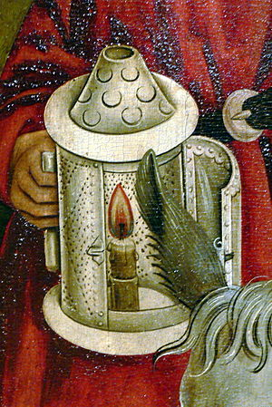 Lantern - 15th-century candle lantern from Germany