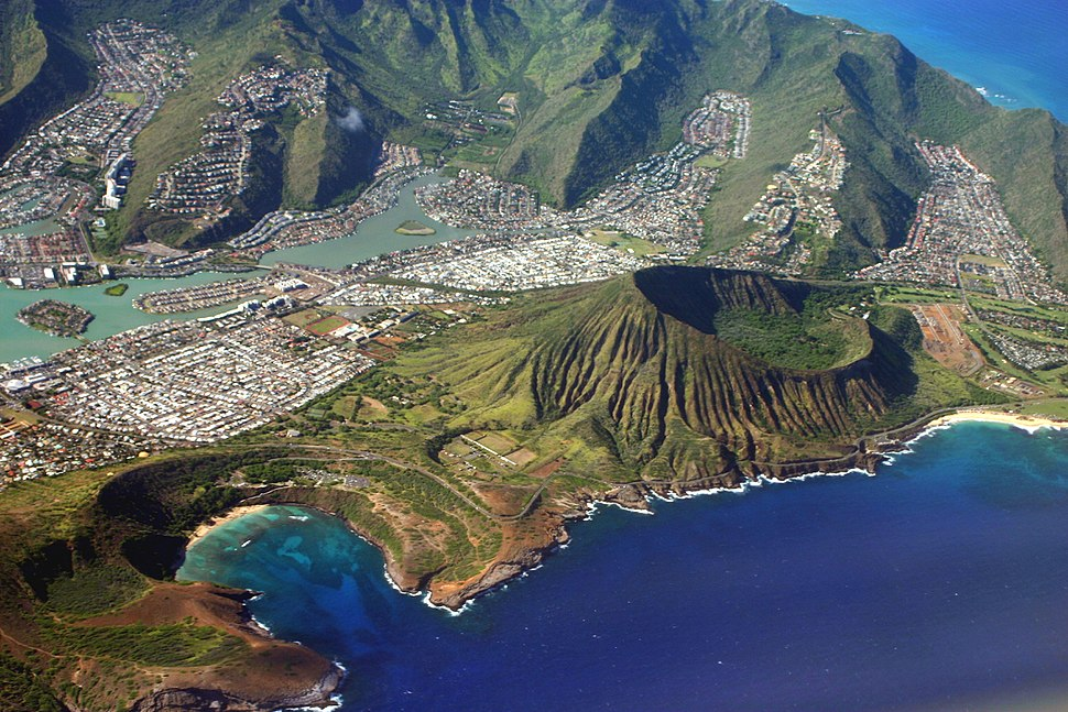 Oahu from air2