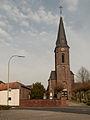 Oberkrüchten, katholische Pfarrkriche Sankt Martin Dm27 foto2 2014-03-31 17.21.jpg