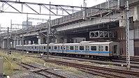 Odakyu 4054 Omiya Station 20171002.jpg