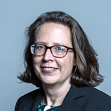 Official portrait of Baroness Evans of Bowes Park crop 3.jpg