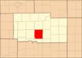 Ogle County Illinois Map Highlighting Oregon-Nashua Township.png