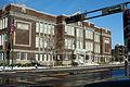 Old Albuquerque High School on Central.JPG
