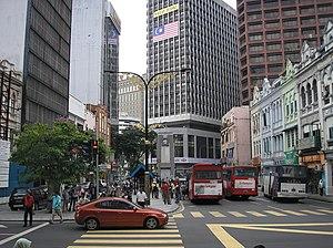 Old Market Square, Kuala Lumpur