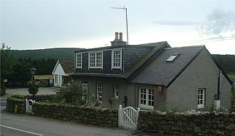 Kincardine O'Neil - The Old Toll House at Kincardine O'Neil