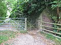 Old kissing gate near Ockenden Manor - geograph.org.uk - 1366307.jpg