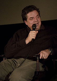 Oliver Platt - the talented, funny, sympathetic,  actor  with French, Irish, English, Dutch,  roots in 2019
