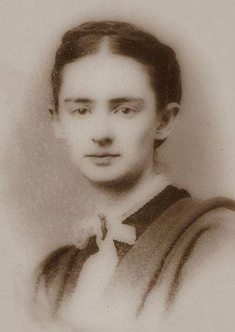 Olivia Langdon Clemens - Olivia in 1869