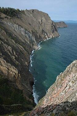 Olkhon Island kaj Lago Baikal.jpg