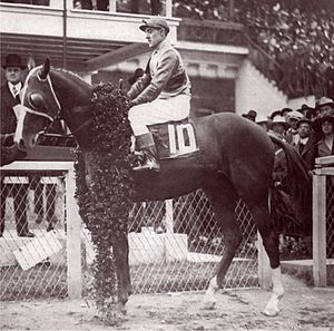 1917 Kentucky Derby - 1917 Kentucky Derby winner Omar Khayyam