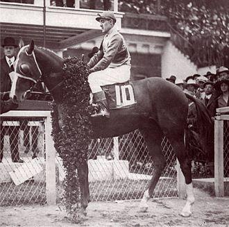 1917 Kentucky Derby - 1917 Kentucky Derby winner Omar Khayyam
