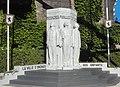 Orchies - Monuments aux massacrés, fusillés et torturés (01).JPG