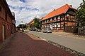 Ortsblick Elbstraße in Schnackenburg IMG 1290.jpg