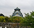 Osaka Osaka-jo Hauptturm 15.jpg