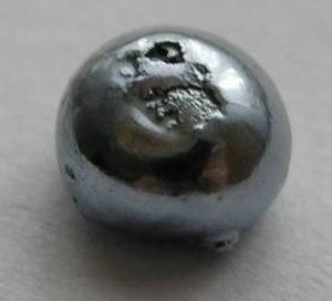 Osmium - Osmium, remelted pellet