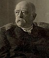 Otto Von Bismarck Prussian statesman and former Chancellor of Germany Klaus Niermann 1898 (cropped).jpg