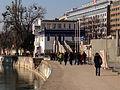 Otto Wagner Schutzhaus Donaukanal Vienna - 1 (8524288855).jpg