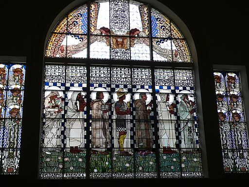 Otto Wagner Steinhofkirche10