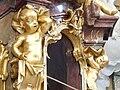 Ottobeuren Basilika Ottobeuren altar of st scholastica 06.JPG