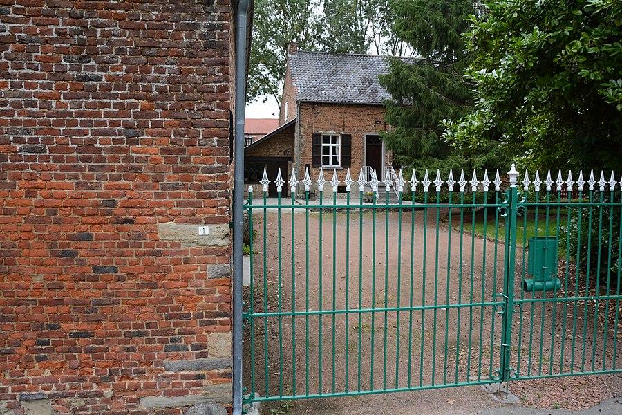 U-Vormige hoeve, Oud-Klooster 1, Herne