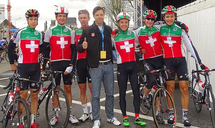 Oudenaarde - Ronde van Vlaanderen Beloften, 11 april 2015 (B117).JPG