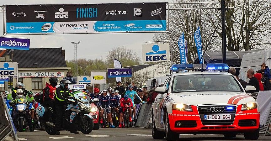 Oudenaarde - Ronde van Vlaanderen Beloften, 11 april 2015 (C41).JPG