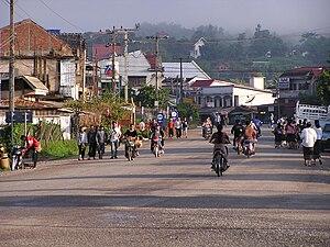 Muang Xay - Image: Oudomxay