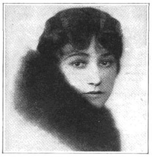 Ouida Bergère American actress and writer