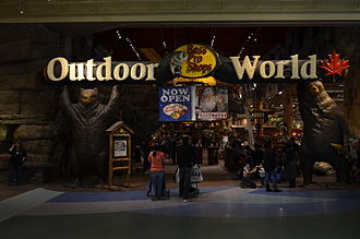 Bass Pro Shops - Bass Pro Shops at Vaughan Mills