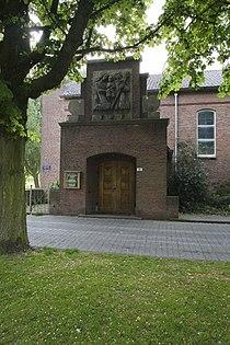 Overzicht entree aan de zuidoostzijde - Amsterdam - 20419016 - RCE.jpg