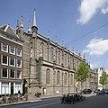 Overzicht van de zuidgevel in de spuistraat - Amsterdam - 20424399 - RCE.jpg
